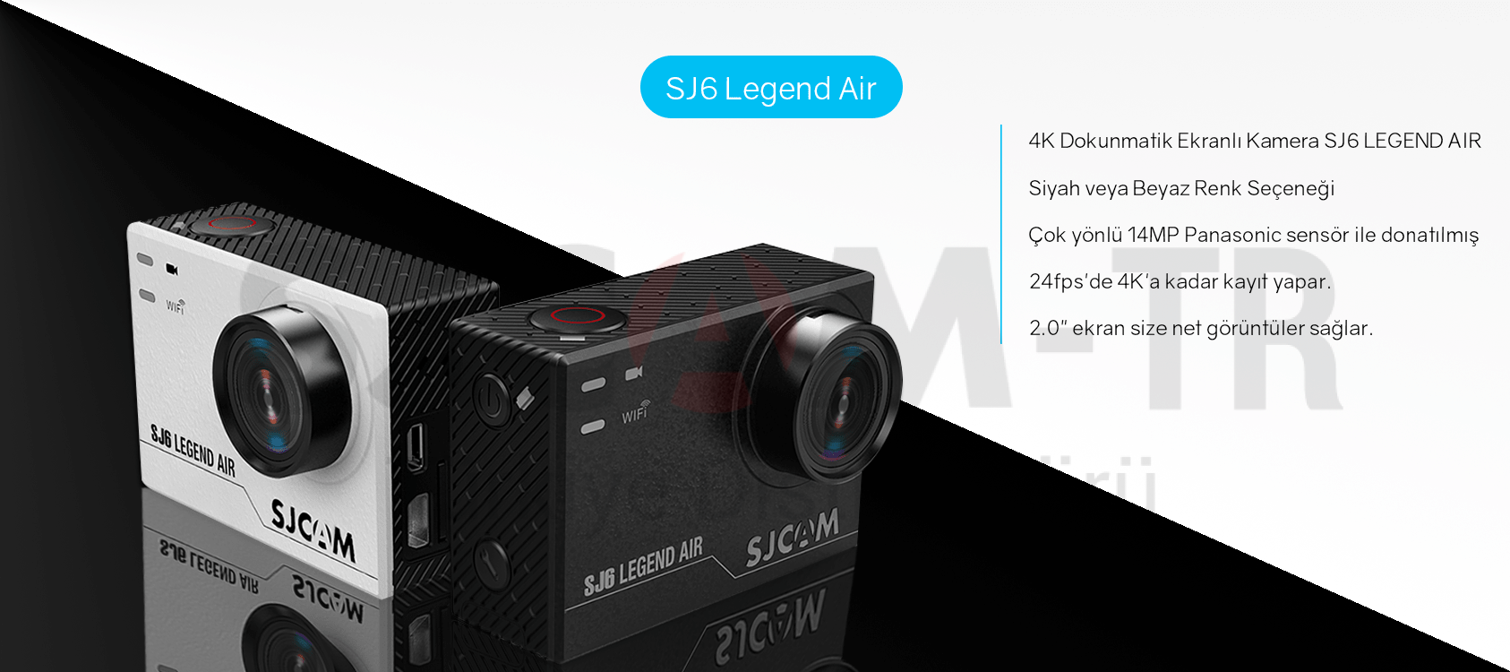 SJCAM S6 Legend Air